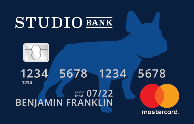 Studio Bank Credit Card